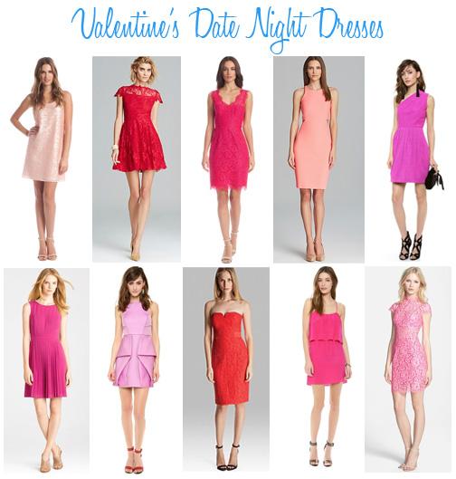 Availendar: Valentine's Date Night Dresses