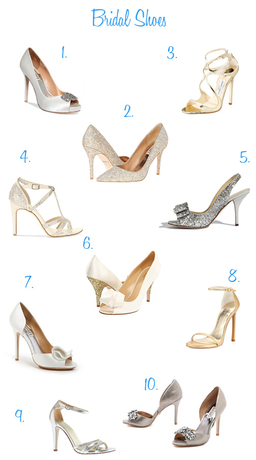 Availendar: Bridal Shoes