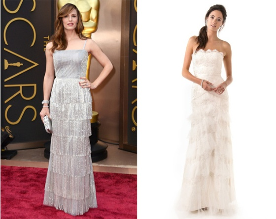 Availendar: Red Carpet Wedding Gowns