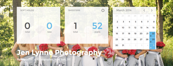 Availendar: Jen Lynne Photography