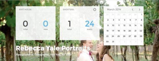 Availendar: Rebecca Yale Portraits